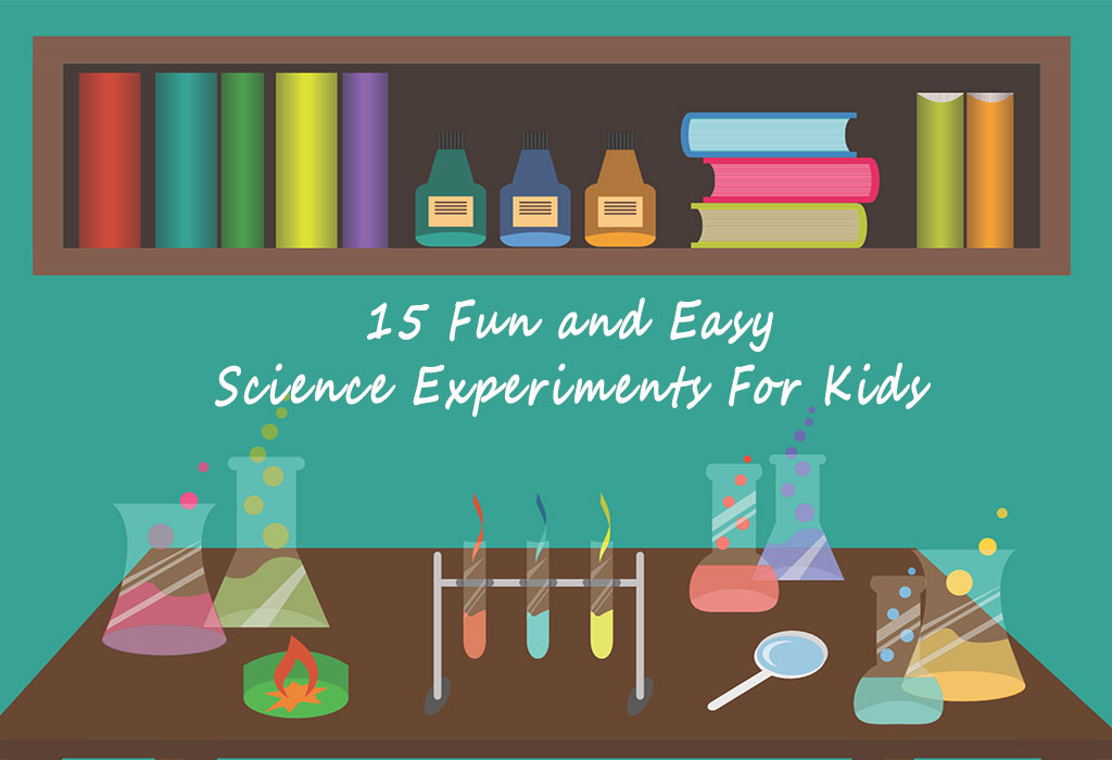 15 easy science experiments for kids that you can do at home. Kitchen science at its finest! @gallykids