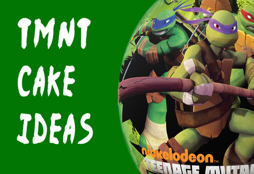 Superb Easy Tmnt Cake Ideas From Scratch Or Use A Decorating Kit Funny Birthday Cards Online Bapapcheapnameinfo