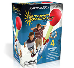 Stomp Rocket Launcher by KidzLabz