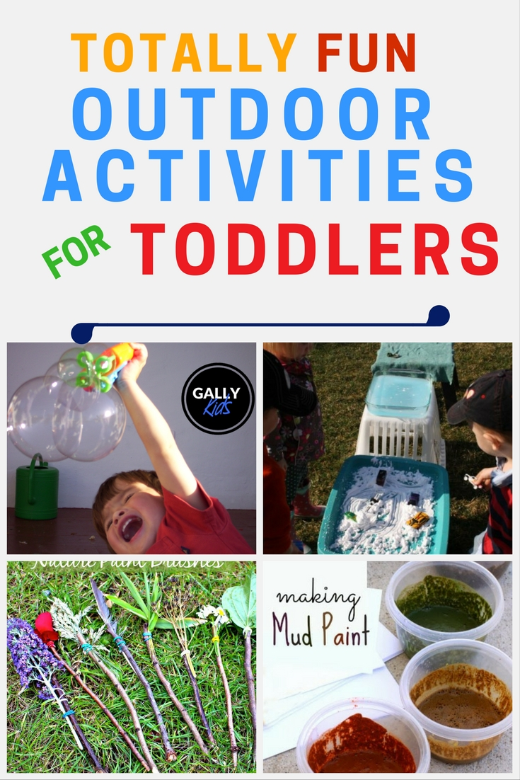 Get your toddler out of the house with these fun activities.