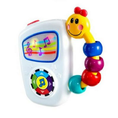 BAby Einstein Take Along Tunes. is one of the best-selling and highly rated musical toys for babies.