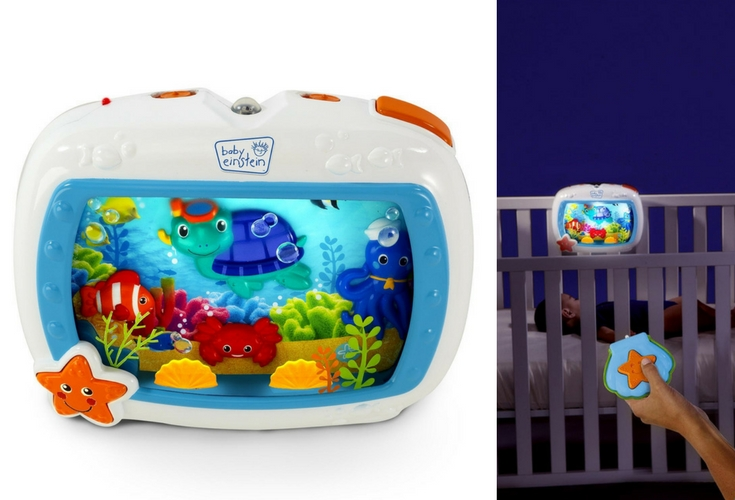 Looking for a toy that can help babies go to sleep? This sea dream soother is just the perfect one for use in a cot or crib. Top-rated and loved by many.