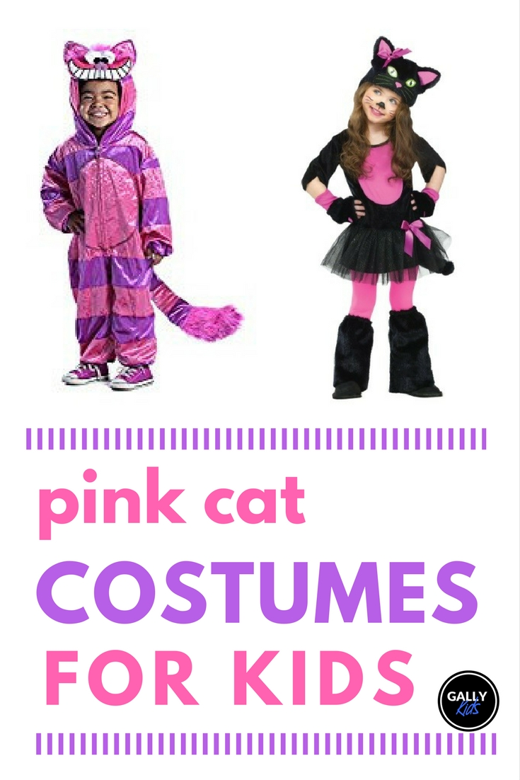 Whether your toddler wants to go as a Cheshire cat or dress up in a very cute Tutu cat costume, you'll find it in this list.
