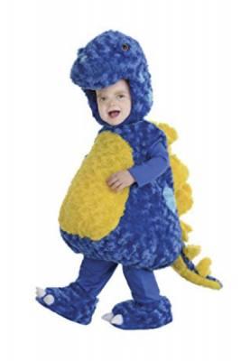Ha. A dinosaur with a big belly. Looks so adorable.