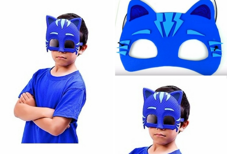 For when Catboy needs to go out disguised during the day :-)! This even has UV protection.