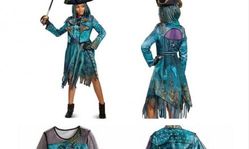 This Is How You Do A Descendants 2 Uma Costume [+ DIY Instructions]