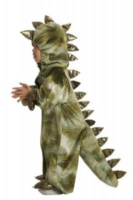 Camo dinosaur with spikes. Love this for toddlers.