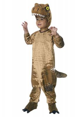 If you're a Jurassic World fan(or your child is), this dinosaur costume is going to be a hit. All new quality costume for this year.