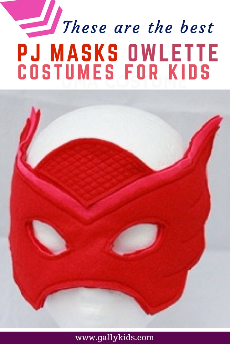 Is your toddler a PJ Mask fan? Check out this list of the best Owlette costumes. She'll be saving the world on Halloween!