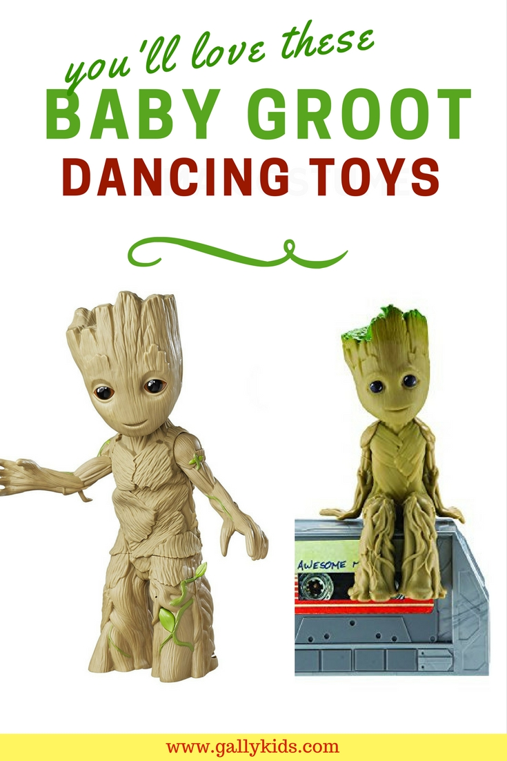 You'll love these Groot toys. One dances to the sound of your voice! There's even a science-related groot toy on this list!