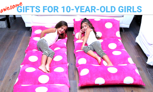 10 Best Gifts And Toys For Nine Year Girls: Best Gifts For 10 Year Olds: Girl Gift Ideas That Are