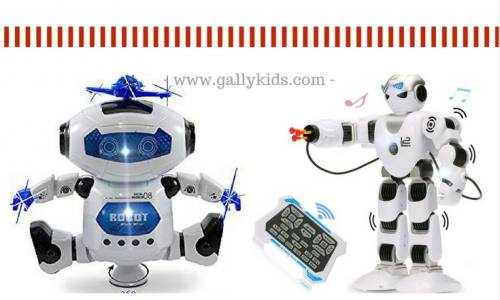 The Best Robot Toys For Toddlers: Choose from Interactive, Learning or Building Toy