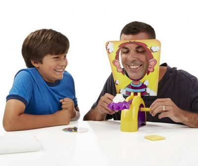 What a fun game for the whole family.  Great for gatherings. parties, and game nights.