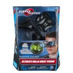 Spy gear night vision. A set of spy gear with glasses that see in the dark.