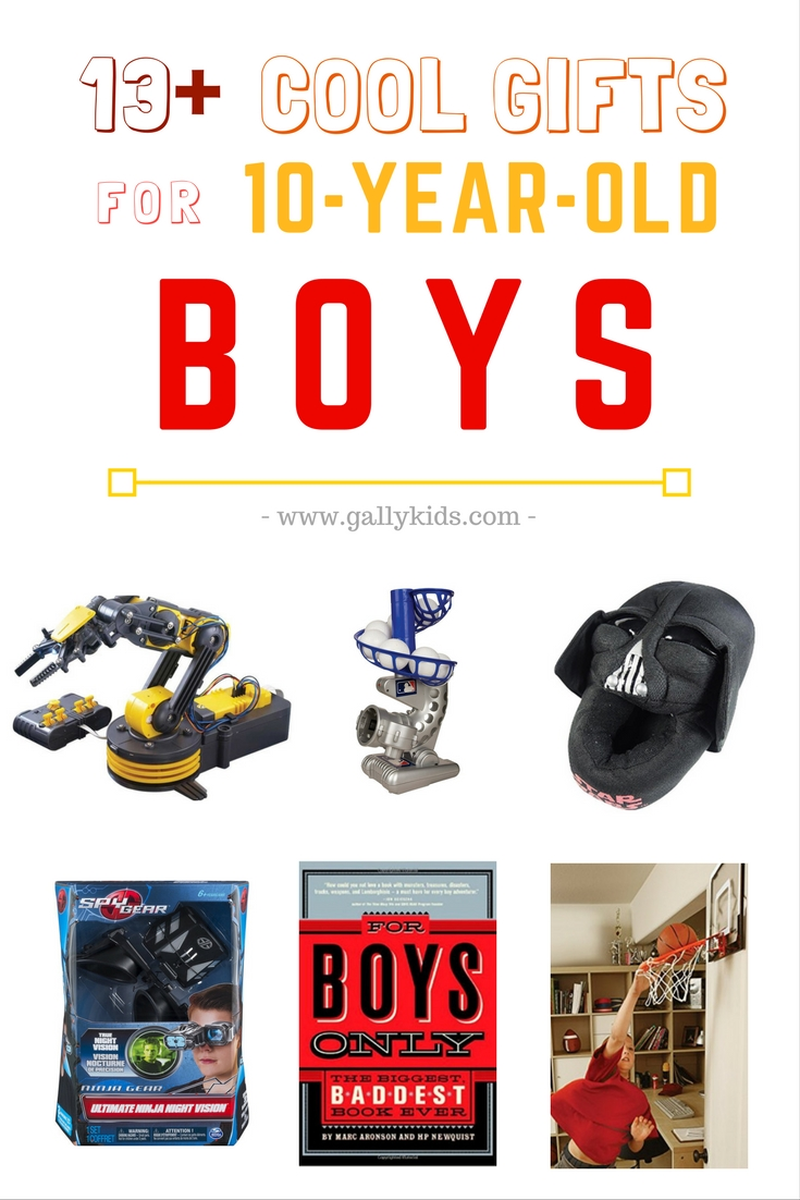 Best Gifts For 10 Year Old Boys In 2019