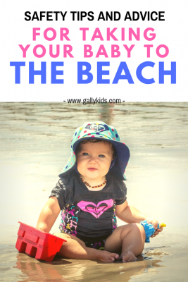 Beach essentials for baby: checklist and tips for taking your baby to the beach.