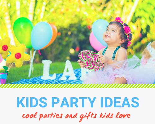 Awesome Kids Parties