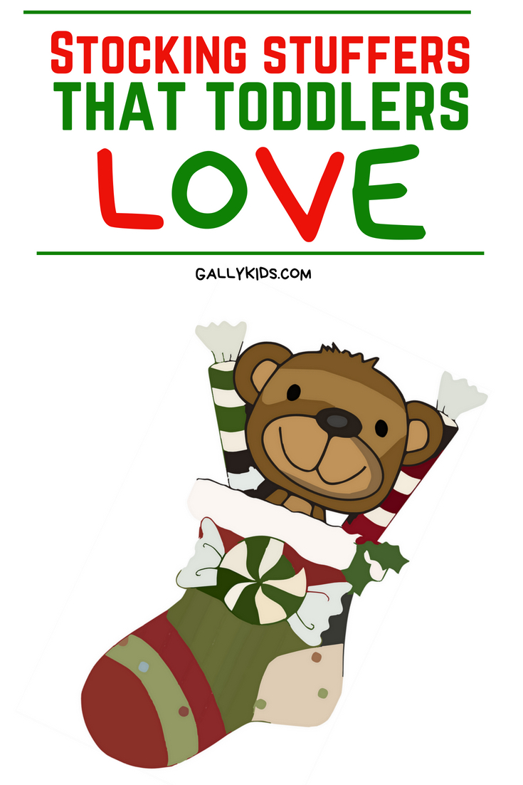Stocking Stuffers that toddlers love. Over 80 different ideas for the best gifts for little ones