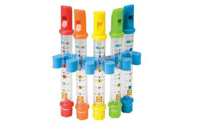Alex toys Musical flute for bath play time.