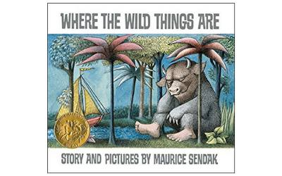 A classic book - where the wild things are.