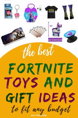 The best list of Fortnite toys here. If you have a kid or a friend who loves playing Fortnite, you know how much they love it -- Are they addicted or what? haha.. The good news is buying a present for them just got so much better. Check out this awesome ideas for gifts, toys and games.