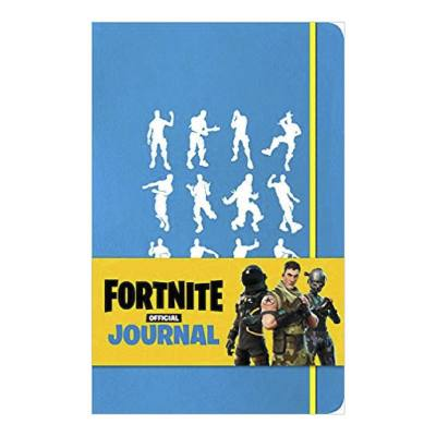 Alas! Some of the best Fortnite dances are in the cover of this journal -- so you'll always know what dance to do when you're feeling a little blue! Haha!