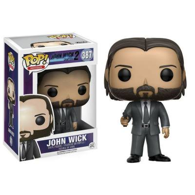 Funko Pop Fortnite John Wick figure.  The perfect collectible for the Fortnite fan.  This is a popular figure in this range.