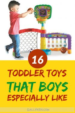 Age-appropriate Gifts and Toys for 2-Year-Old Boys