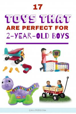 Age Appropriate Gifts And Toys For 2 Year Old Boys