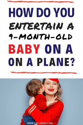 Toys for a 9 month old baby on an airplane. Are you travelling with your baby by plane? here are some activities to entertain your baby to keep him calm and happy